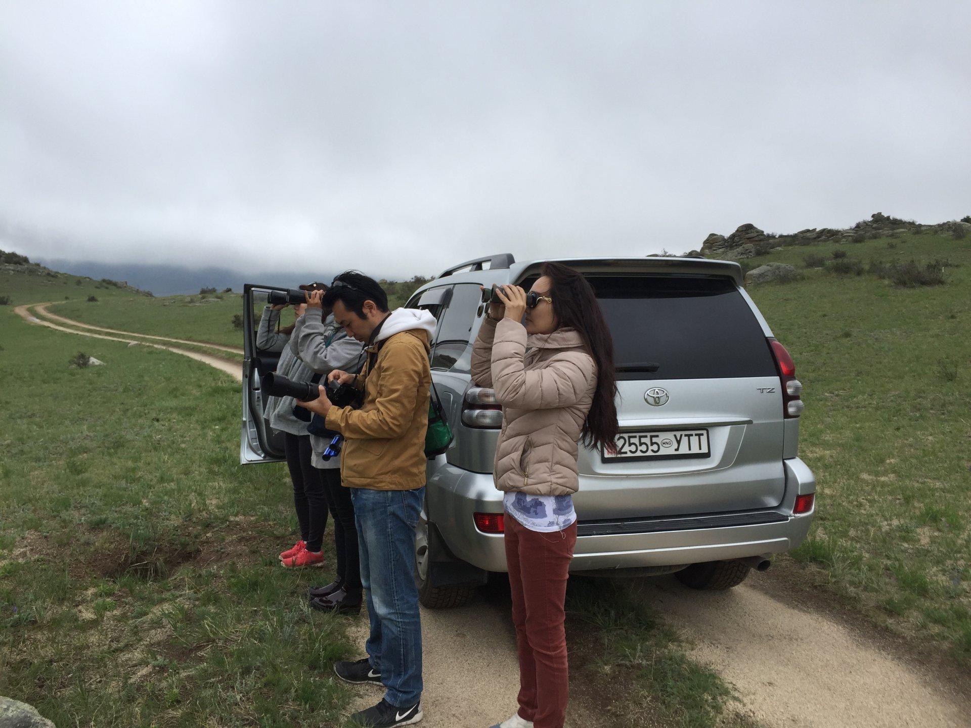 Khustai Nuruu National Park