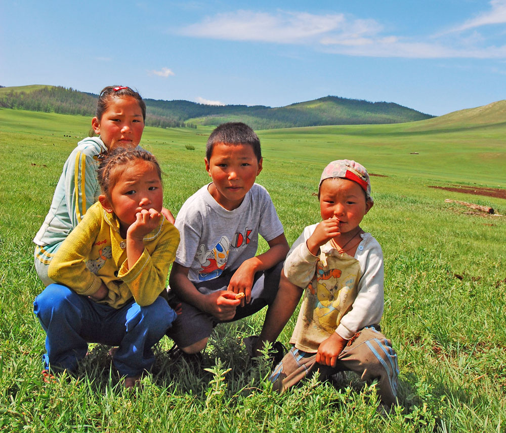 Beautiful Mongolia